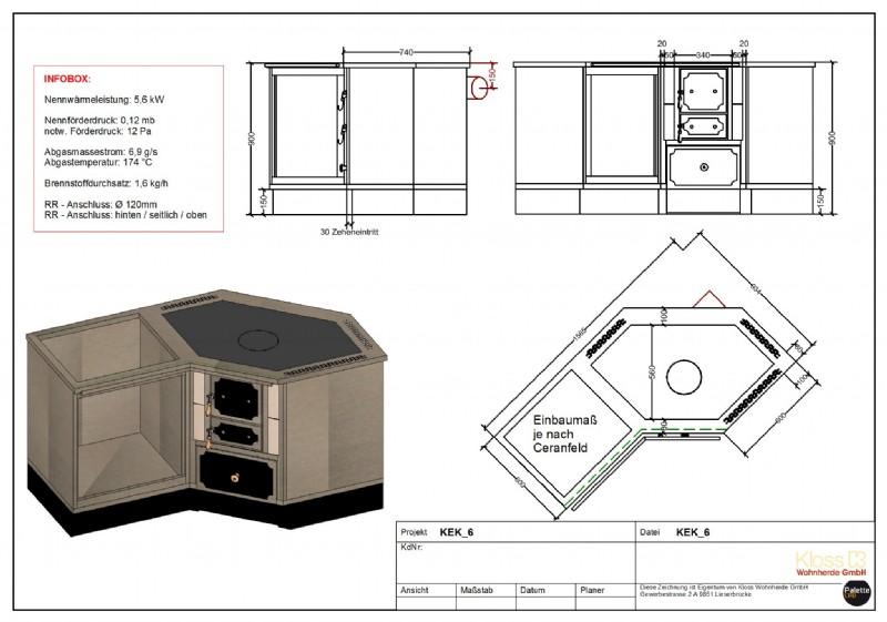 eckherd kek 06 kloss wohnherde gmbh. Black Bedroom Furniture Sets. Home Design Ideas